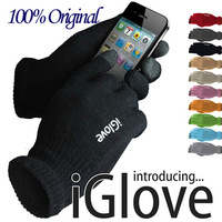 100pairs, 2nd Gen Tick Quality New iGlove Screen Touch Gloves With High Grade Box Unisex Winter for iPhone Samsung Tablets