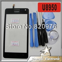 Free Shipping Original Touchscreen Touch Screen Digitizer Glass Replacement For Huawei U8950D U8950 8950+Tools