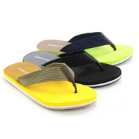 Free shipping sandals flip-flops for men and women couple models comfortable shoes with flat skid summer sandals and slippers
