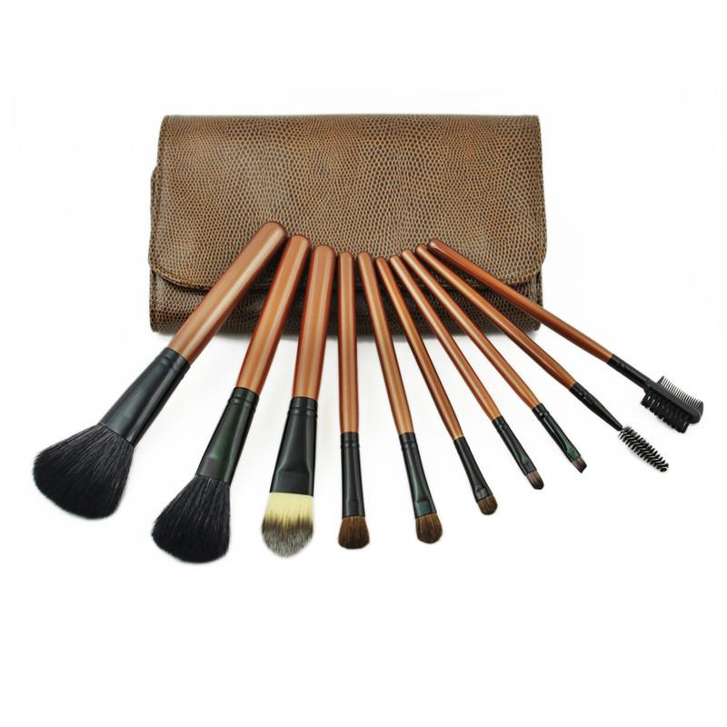 Кисти для макияжа OEM 10 C10 кисти для макияжа oem 50 brusheyeliner yy80