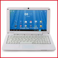 9 inch WM8880 Netbook Google Andorid4.2 1.5GHz Ram 512 Rom 4gb