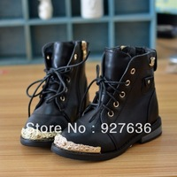 Child martin boots cotton-padded shoes Fashionable, High Quality