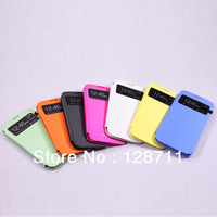 Qi Wireless Charger Receiver Flip Cover Case for Samsung Galaxy S4 i9500