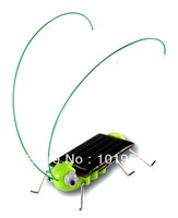 Free Shipping OWI - Frightened Grasshopper Kit - Solar Powered - OWI-MSK670