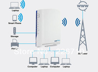 free shipping Telstra Bigpond Gateway 3G21WT 3G21WB 3G Wireless Router 802.11n 300M Network