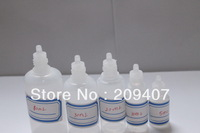 Free shipping--5ml PE childproof cap bottle with normal tip for 5000pcs