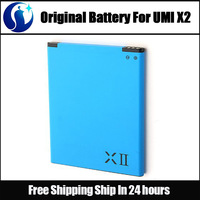 UMI X2 Battery High Quality 100% Original 2500mAh Li-ion Battery Replacement for UMI X2 Smart Phone Free Shipping