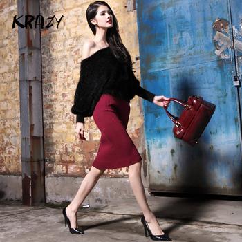 Fashion knitted skirts 6
