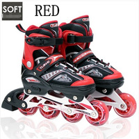 Flash adult inline skates 261 skeeler adjustable flash skating shoes