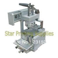 Manual Pad Printer Printing Machine with rubber pads and custom plate die