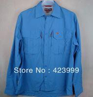 Simms rope anti-uv quick-drying 50upf long-sleeve shirt multicolor
