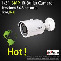 security DAHUA IPC-HFW4300S IP Cameras Box Camera CMOS 3MP POE IP66 IR 30M HD 1080P ONVIF  CCTV Cameras H.264 Full  English