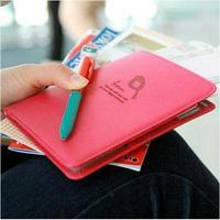 Free shipping 2014 short & long design Passport bag documents bag multi-functional travel passport holder passport cover wallet