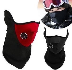 Wholesale Winter Ski Mask Windproof Cycling Riding Mask Dust Protecting Mask , Free Shipping(China (Mainland))