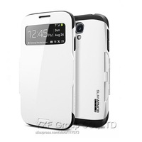 Korean SLIM ARMOR View SGP Case for Samsung Galaxy S4 SIV i9500 Flip Smart SPIGEN Cover SGP002
