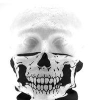 2014 new Skull Design Multi Function Bandana Ski Sport Motorcycle Biker Scarf Face Mask CS Skull Masks 1 PC