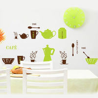 1set 65*130cm Products For The Kitchen Wall Sticker For Kitchen Sticker & Cooker Stickers For Kitchen Decoration