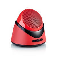 High quality! 2013 Latest mini Portable Wireless Bluetooth Speaker, Stereo sound audio, free shipping
