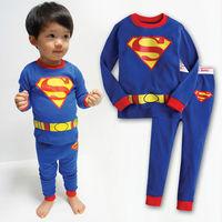 Hot Retail Baby & Kids Minnie Pajamas sets BoysTigger Suit set Girls blouses+ pants 2-piece sets 2-7T Free Shipping