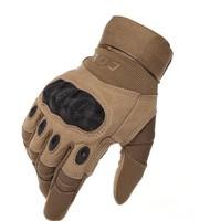Outdoor military tactical gloves full finger gloves slip-resistant gloves combat