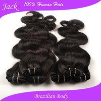 Brazilian virgin hair body wave human hair 1b# bundle 6pcs/lot mixed length sunlight mocha new star queen luvin products