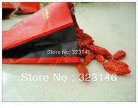 Free shipping! Goji berry,Organic certification,goji gift bags, 8 bags