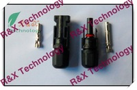 TUV Certified Solar system connector R4, Lead Connector R4(MC4),PPO insulated,waterproof IP67
