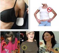 50pcs/set Underarm Dress Clothing Sweat Perspiration Pads Shield Absorbing
