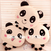 Free Shipping lovers panda doll bear doll plush toy pillow cushion gift birthday gift