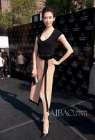 Free Shipping! 2014 New Arrive Elegent Short Sleeve Mid-calf Bodycon Twinset Dress