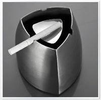 Victorias stainless steel high stainless steel quality ashtray, fashion modern ashtray, European style    , Free shipping