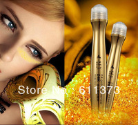lift roll-on Eye gel hyaluronic acid 24K active gold massage cream constringe dark circles Anti-Puffiness free shipping