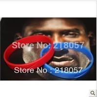 Wrist bracelet silicone bracelet wristbands wrist strap basketball training
