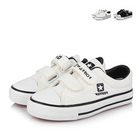 Warrior children canvas shoes boys girls shoes child  kids canvas cotton-made shoes wz601
