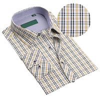 2014 Men's Fashion Long Sleeve Turndown Collar Cotton Shirt Casual Business Work Wear Men Shirts S-XXXXL