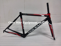 New model 2014 RFM007 Colnago C59 N-3 colnago carbon frame road bike frameset 29er full suspension saddle clamp free shipping!