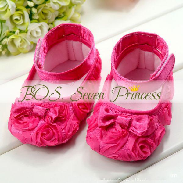 Baby Girl Pink Dress Shoes Girls Dress Princess Shoes