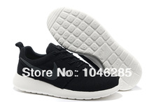 Nike Unisex Roshe Run Running Shoes Athletic Shoes men size 40-44(China (Mainland))