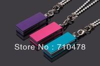 WLP9 64GB Full Capacity Cute Waterproof rotating Free key chain USB 2.0 Memory Flash Pen Drive Car/Thumb/Pen
