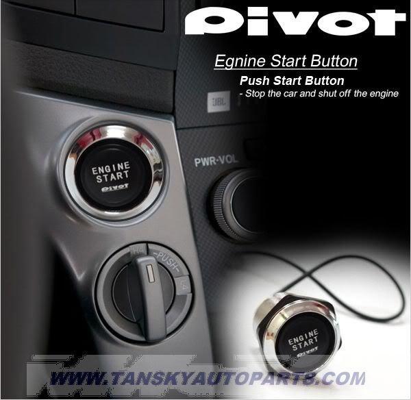 Pivot PIVOT ENGINE STARTER SWITCH BLUE RED TK YY01 1PC