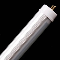 T8 60CM 9W 88x2835SMD 700-750LM 2900-3200K Warm White Light LED Tube Light (85-265V)