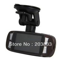 "Free Shipping Original Novatek 2.7"" LCD Car DVR  HD1080P  30FPS G1W Camera Recorder"