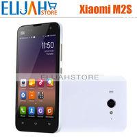 Xiaomi M2S Qualcomm Quad Core 3G mobile phone 4.3'' IPS 2GB RAM 16GB/32GB ROM Dual Camera 13.0MP BT GPS FM Android 4.1 2s mi2s