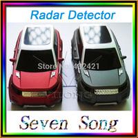 NEW 2014 car radar Car Anti car detector  16 Band Anti-Police Radar Detector X K NK Ku Ka  VG-2 V7 model LED display