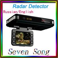 2014 new car detector  GPS Performance car Radar detector Fixed signals and Moveable signals   radar detector Built-in GPS  dvr