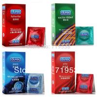 Durex condoms IN original box 1Lot =2Box=24Pcs  sex products for men sex toy Love condom