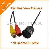 Roadfeast 170 Degree 12V Night Vision wide viewing angle View Reverse Backup Car Rearview Parking Camera Stock & Free shipping
