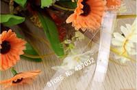 Transparent Shoe Straps shoelace For Loose Shoes Clear Shoes Lace Charm Shoes Flower Ornament 2000Pairs