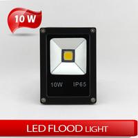(5pcs/lot) Ultra Thin 10W LED Floodlight Outdoor LED Wash Flood light lamp Waterproof IP66 AC 85-265V free shipping