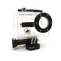 Waterproof housing for Gopro Hero 2 accessory accessories free shipping drop shipping Wholesale